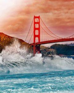 SF Golden Gate Bridge 2